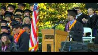 "The Graduation Speech that will change your Life - Formerly ""Best Grad Speech Ever"""