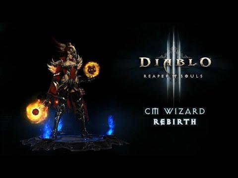 D3: CM Wizard Rebirth