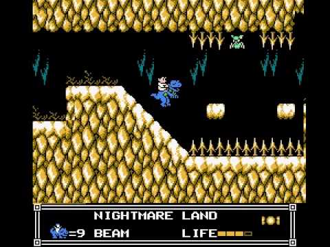 Little Nemo - The Dream Master - Little Nemo - The Dream Master Part 3 (NES) - User video