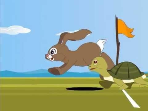 Hare And Tortoise In Malayam - Amayum Muyalum Story In Malayalam video