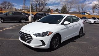 2018 Hyundai Elantra Centennial CO, Littleton CO, Fort Collins CO, Greeley CO, Cheyenne WY 9583DP