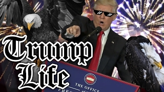 You Are Fake News - Ultimate Trump Thug Life Edition