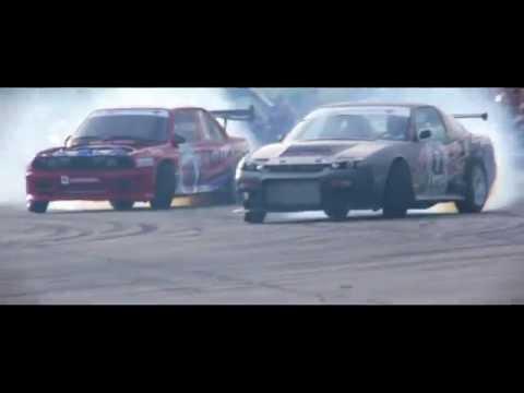 Super Drift Series Round One 2014 Kondofrey Sofia West | SpeedNinjas.com