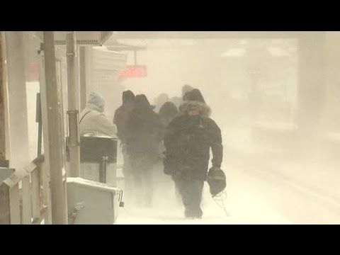 WHAT IS A POLAR VORTEX ? BBC NEWS