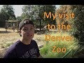 My visit to the Denver Zoo - VLOG 13