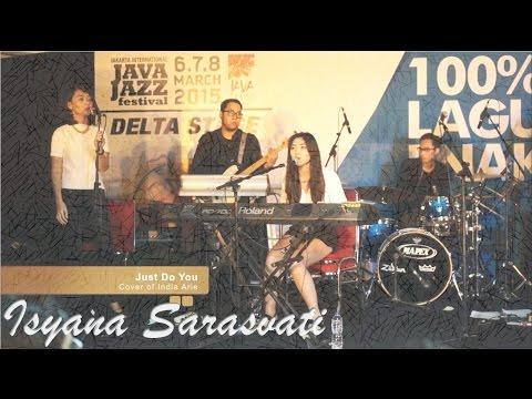 download lagu LIVE CONCERT Isyana Sarasvati  Ft. Rara gratis