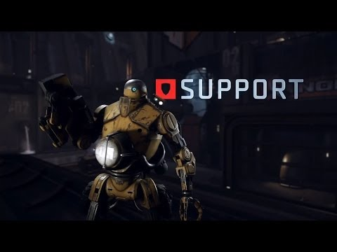 Evolve: Support - The Next Big Game