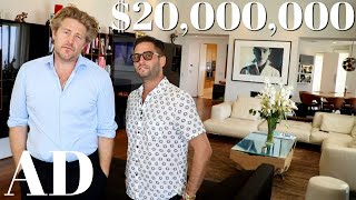 Inside a $20M Hollywood Hills Mansion | Architectural Digest Parody | (feat. Josh Flagg)
