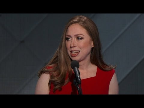 Chelsea Clinton: Mom never forgets who she's fightin...