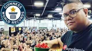 Carolina Reaper Guinness World Record Broken? (World's Hottest Pepper)