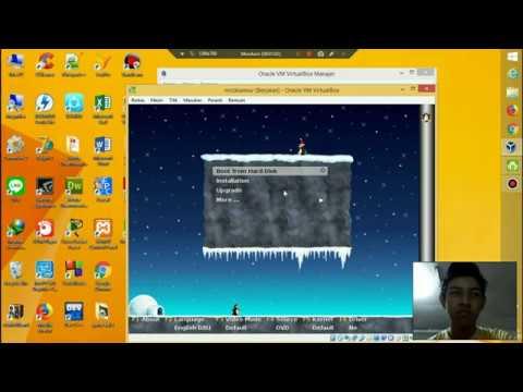 Muhammad Rizkiannur 16630753 - Tutorial Instal Linux OpenSUSE