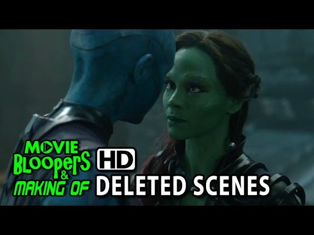 Guardians of the Galaxy (2014) Deleted, Extended & Alternative Scenes #1