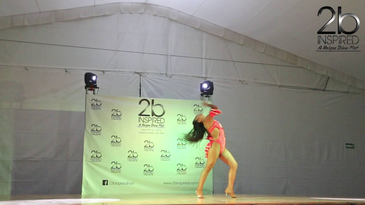 Jaqueline Pineda | Salsa Soloista Abierta | 2b Inspired 2016