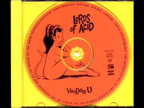 Lords Of Acid - The Crab Louse
