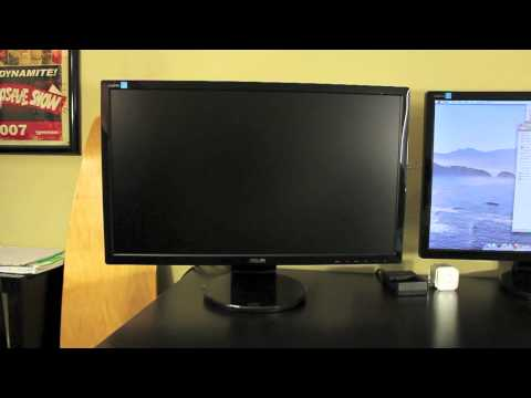 ASUS VE248H Monitor Review