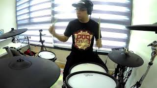Incubus - Wish You Were Here (Drum Cover) - Roland TD-50K