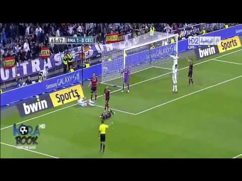 Real Madrid v Celta Vigo | All Goals 2-0 | 20.10.2012