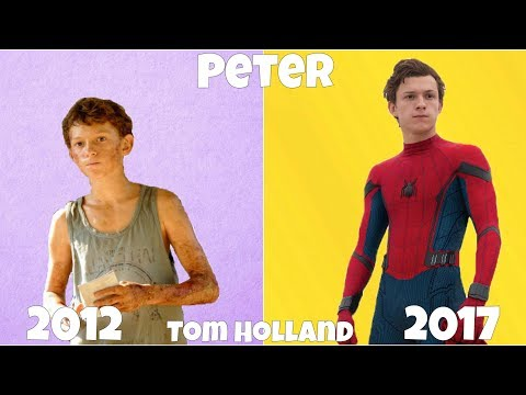 Spider-Man: Homecoming actors, Before and After they were famous thumbnail