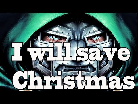 Marvel Super Hero Squad Online The Impossible Holiday! Crisis Edition Mission with Doctor Doom- HD