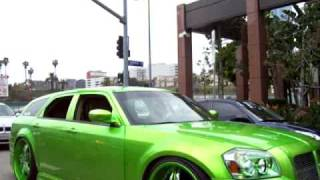 2009 DUB Show Takin Over Car Club