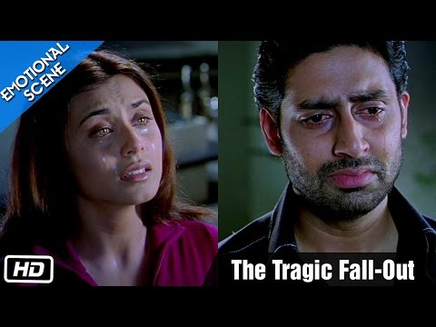 Final Fallout - Kabhi Alvida Na Kehna (scene) | Hq video