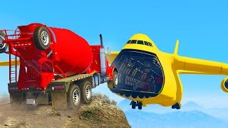 TOP 200 BEST STUNTS & WINS IN GTA 5