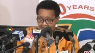 South Africa Commission Address Media - Joy News (20-4-15)