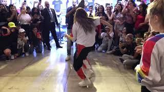 Now United girls dancing (Josh Beauchamp Workshop/Dance Class) - Rexona Dance Studio