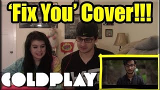 "Download Lagu Tushar Lall ""Fix You - Coldplay (Indian Version)"" 