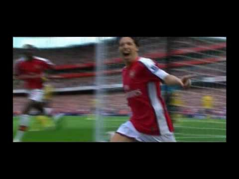 Samir Nasri Goals + Assists with Arsenal 08-10 Welcome to man city