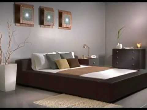 Ellendess luxury design chambres adulte tendances youtube - Idee deco chambre adulte taupe ...