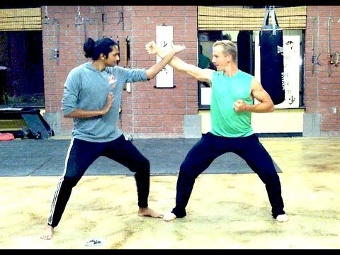 Real Fighting Kata - Xing Yi Quan, Internal Kung Fu!