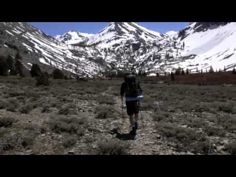 Backpacking Kennedy meadows