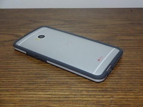 HTC One (M7)(2013) Poetic Borderline Bumper Case Review