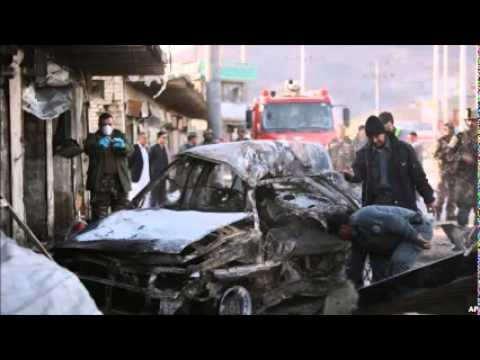 Civilian Casualties From Afghan Ground Fighting Rise