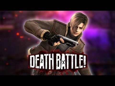 Leon Infiltrates DEATH BATTLE!
