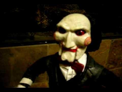 Saw Movies Doll Saw Movie Jigsaw Clown Replica