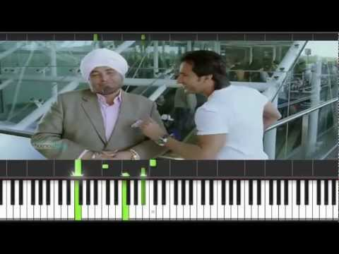 Yeh dooriyan - Love Aaj Kal - Piano Instrumental Cover  - Manoj...