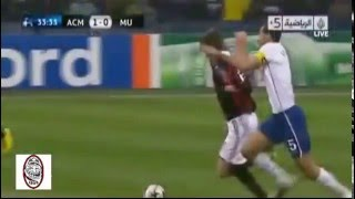 Ac Milan vs Manchester United (2-3) UEFA Champions League Semi Final Highlights 2009-2010 HD