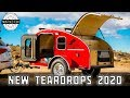 9 Upcoming Teardrop Trailers of 2020 (Review of All-New and Updated Models)