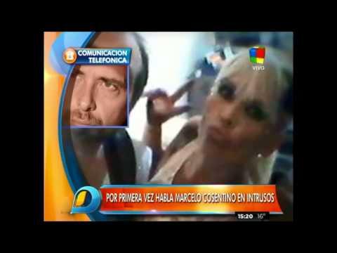 Nazarena y Cosentino: escándalo, acoso y denuncia