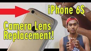 How to Install the iPhone 6s Camera Lens Glass / Cara Memasang Kaca Lensa Kamera iPhone 6s