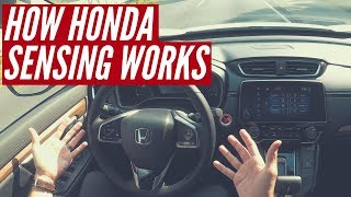 Honda Sensing - How It Works & A Real Test!