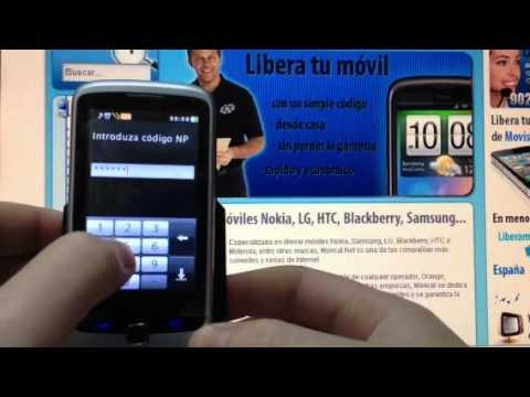 Liberar Huawei G7210 por imei de Orange. Movistar. Yoigo y Vodafone