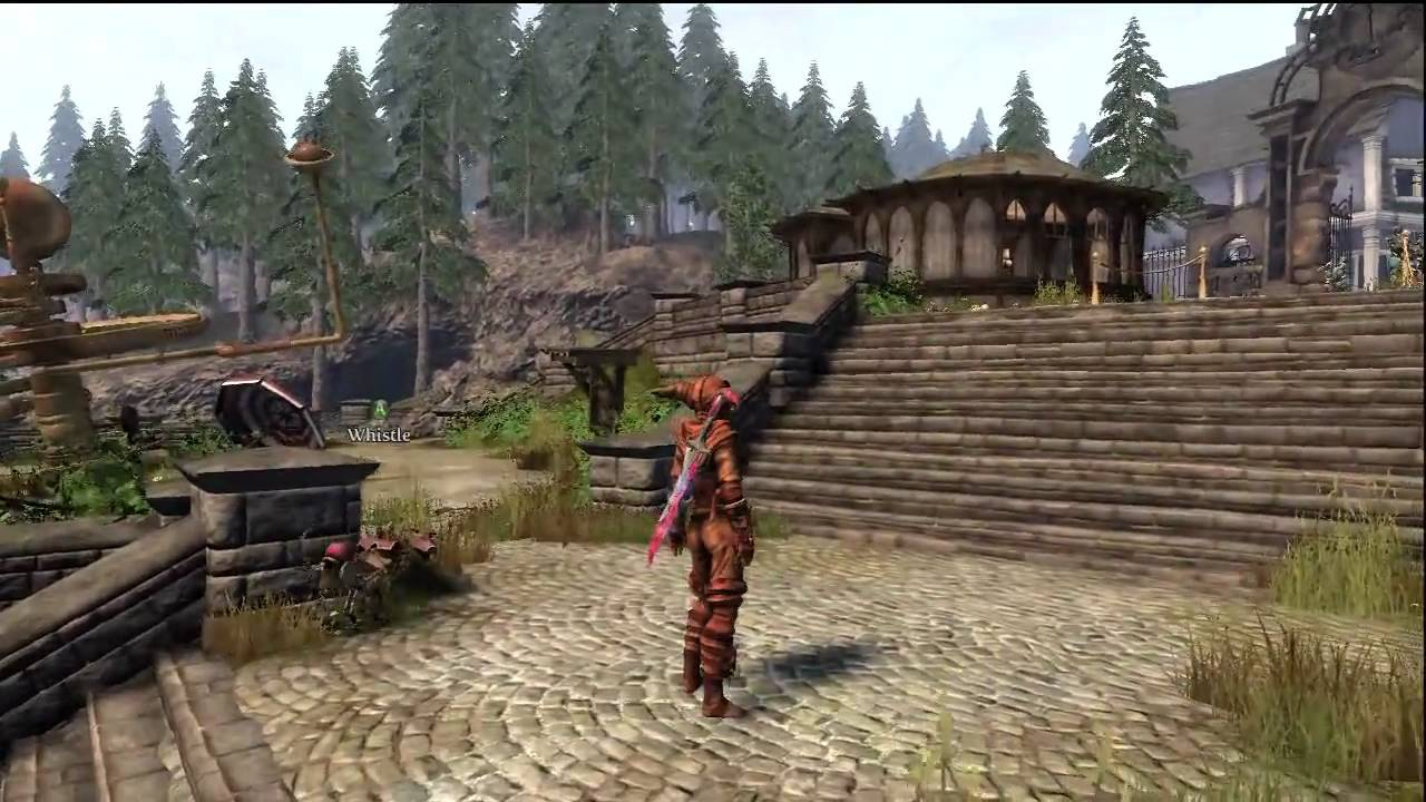 Fable 2 gamers day 2008 trailer (hd)