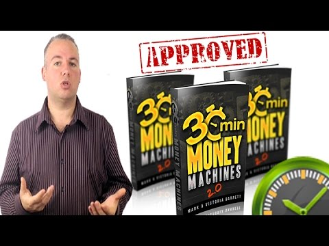 30 minute money Machines review proof - Watch me live prove this works!