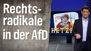 Rechtsradikale in der AfD | extra 3 | NDR