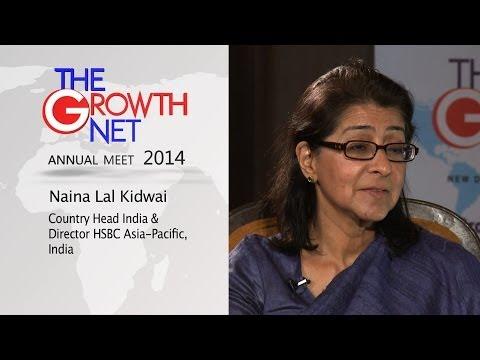 Naina Lal Kidwai, Country Head India & Director, HSBC Asia Pacific, India