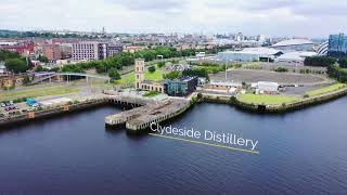The Dram Drone Visits Clydeside Distillery