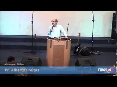 Reflexão Bíblica   01/03/2015 - Pr. Alberto Freitas (Noite)